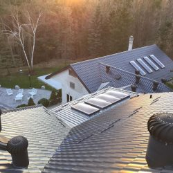Metal Roofing Renovation