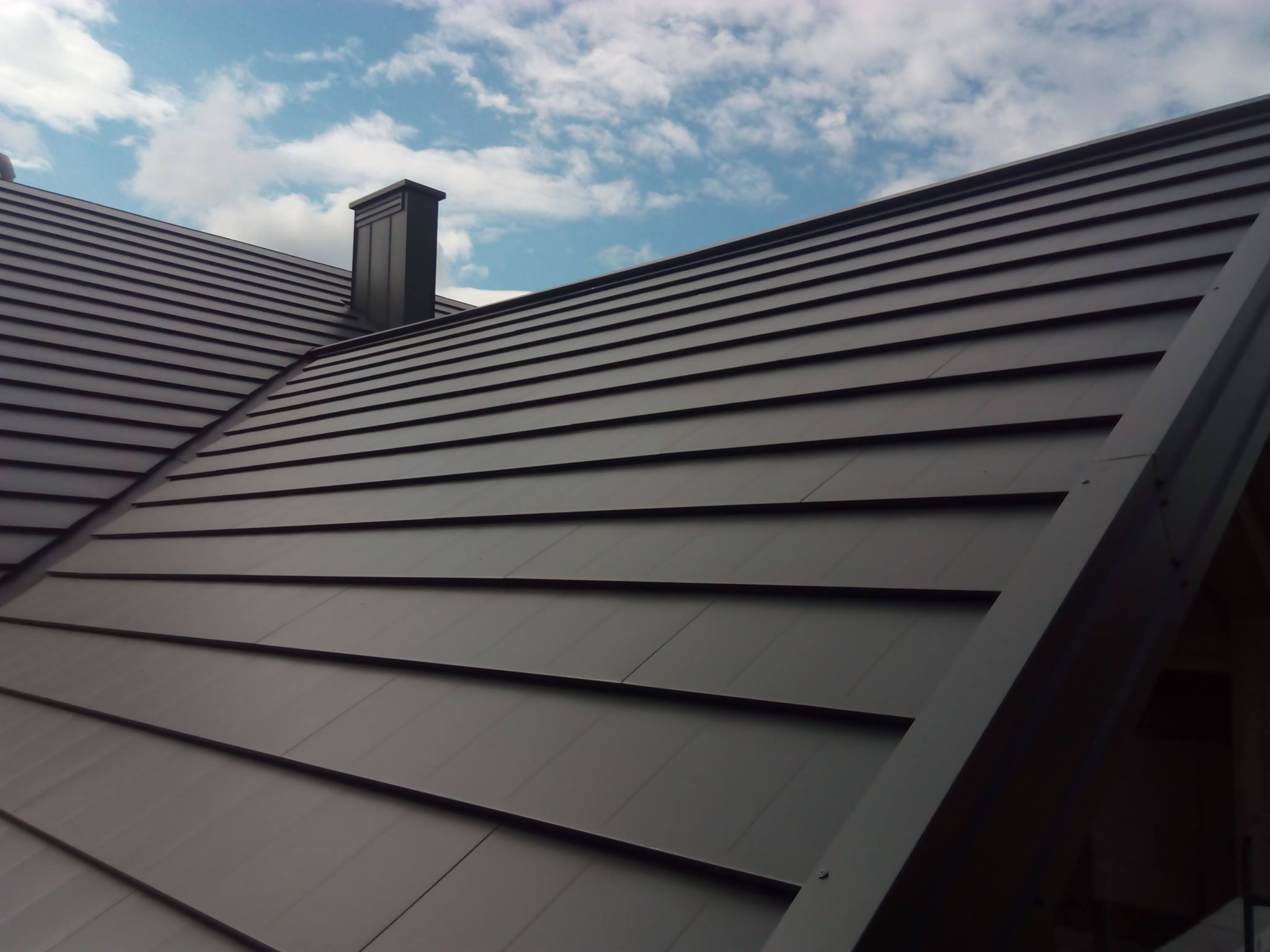 Awarded metal roofing company