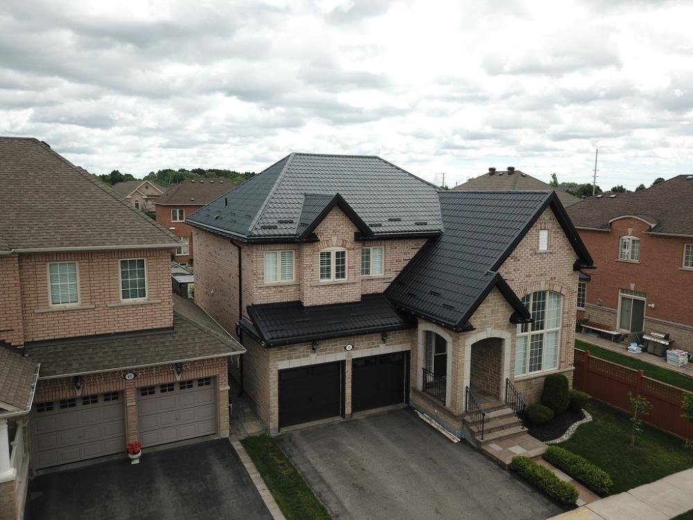 Brampton steel roofing company